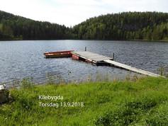 Rapport seniortur 13.9.18 - Kilebygda