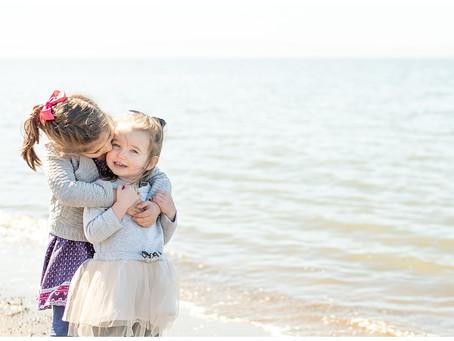 Alameda Family Session ⎮ Brooke & Anna