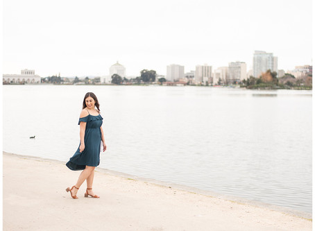 Lake Merritt Session ⎮ Brittany