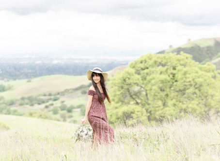 Mt. Diablo Portrait Session ⎮ Erica Vernis