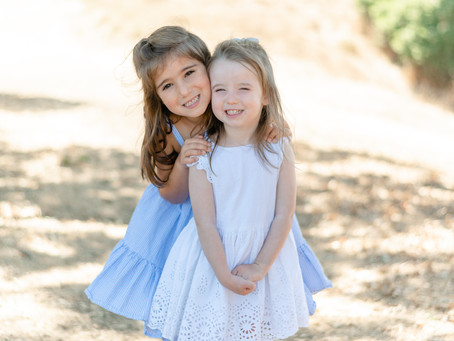 Lafayette Family Session ⎮ Brooke & Anna
