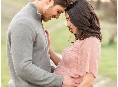 Walnut Creek Maternity Session ⎮ Brenda & Login