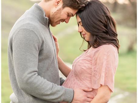 Walnut Creek Maternity Session ⎮ Brenda & Login