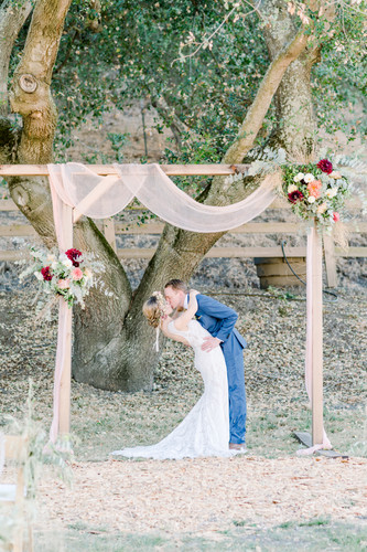 Sofia and Connor - JBL Home Ranch Weddin