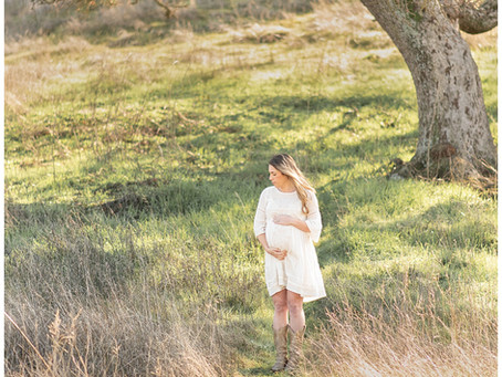 Walnut Creek Maternity Session ⎮ Lauren Dragus