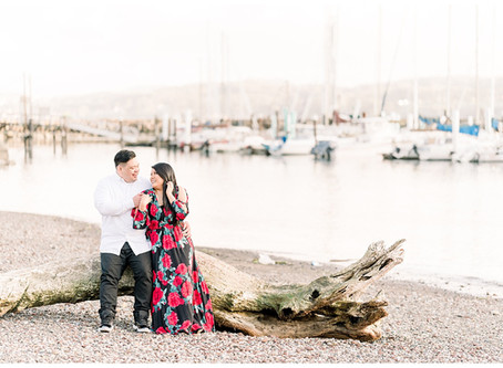 Fort Baker Engagement Session ⎮ Michelle & Eric