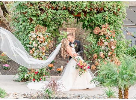 Blackhawk Private Estate Wedding || Cassie & Nick