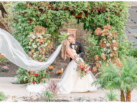 Blackhawk Private Estate Wedding || Cassie & Nick