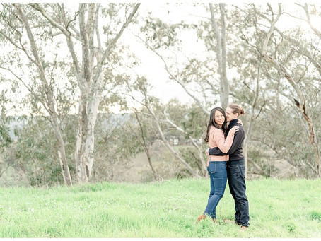Bay Area Engagement Session, Lafayette ⎮ Alyssa & Aaron