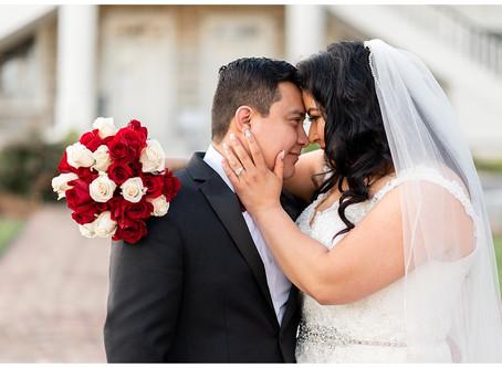 Monterey Wedding ⎮ Melissa & Oscar