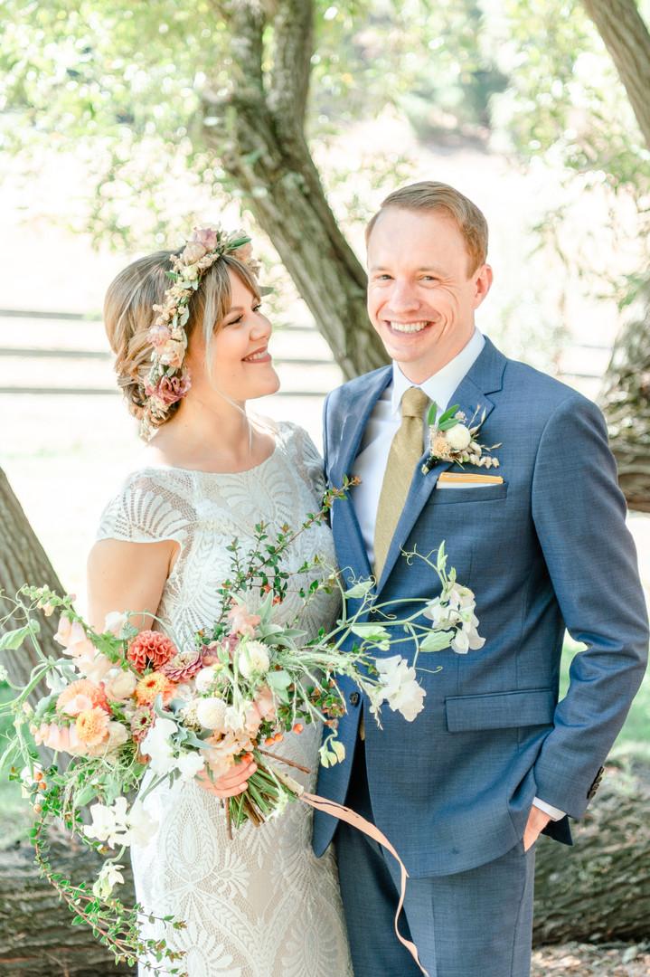 Sophia and Connor Wedding - Alyssa Wendt