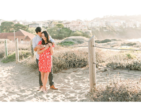 San Francisco Engagement Session ⎮ Katie and Marc