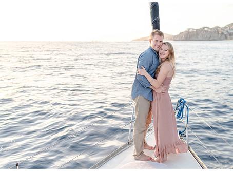 Cabo San Lucas Proposal ⎮ Lara and Matt