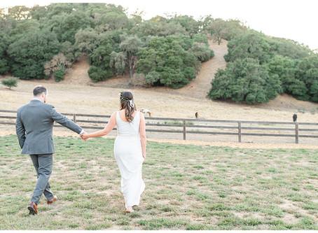 Wedding at JBL Home Ranch ⎮ Rebeca & Gavin