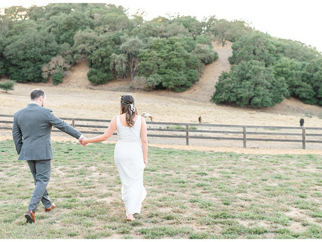 Wedding at JBL Home Ranch ⎮ Rebeca & Gavin
