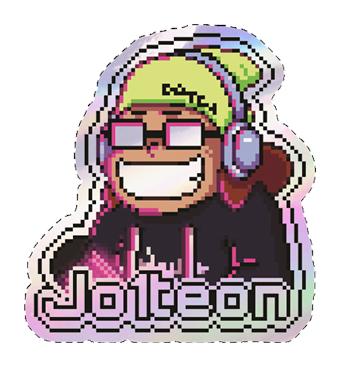 Jo1teon X Dead\Velvet Sticker