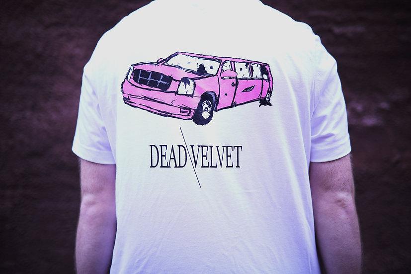 """Crash"" Pink Limousine Tee"