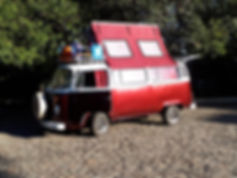 Location de camping-car Mexique Combi Volkswagen T2 1