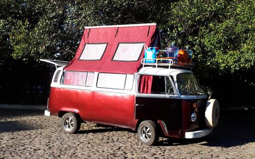 Rental Volkswagen Combi T2 Van