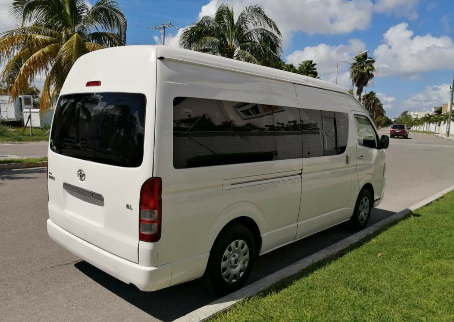 RV rental mexico