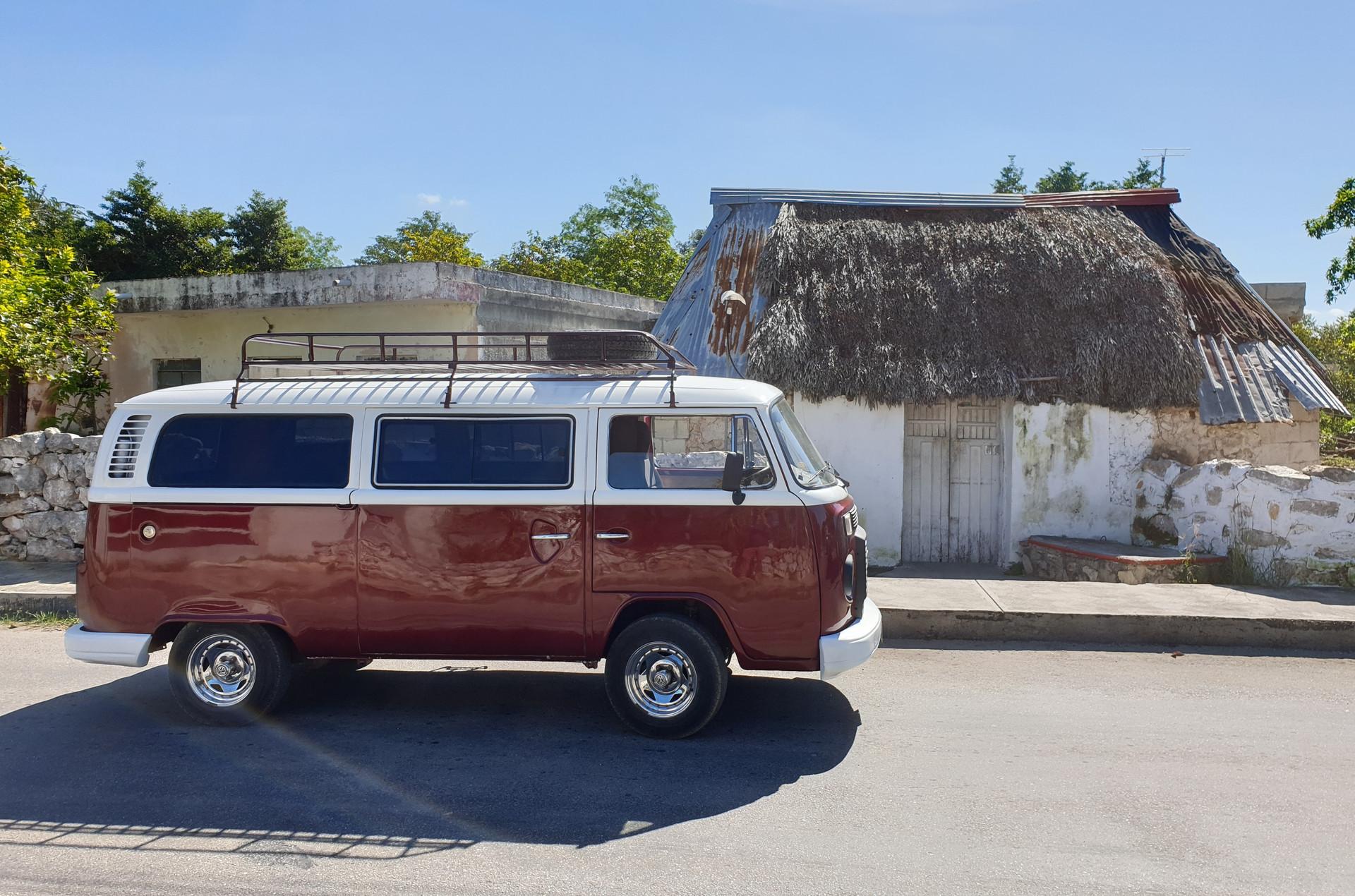 Rent a van Mexico
