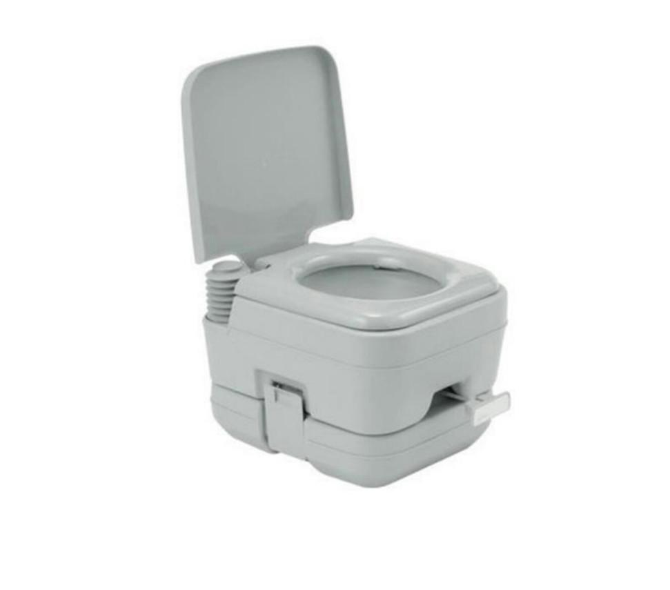 Rental Van toilet