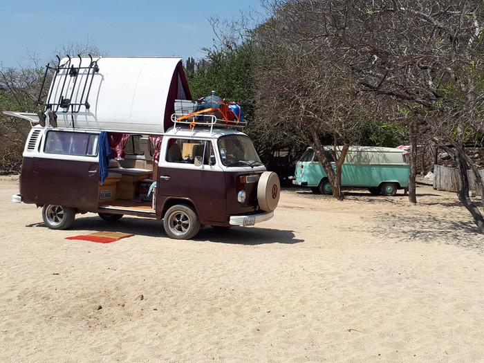 Location camping-car Mexique