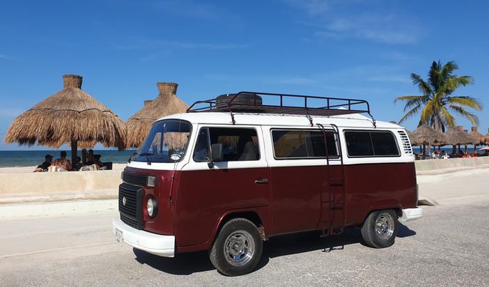 Rent Camper Van Mexico