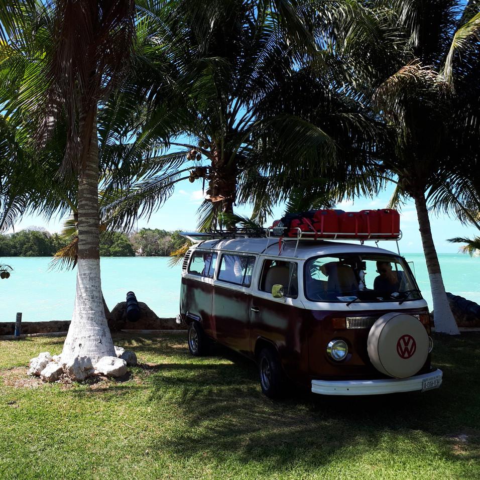 Mexique Yucatan Combi
