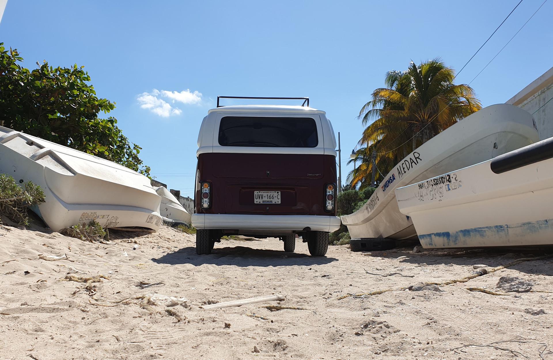 Rent Campervan Mexico