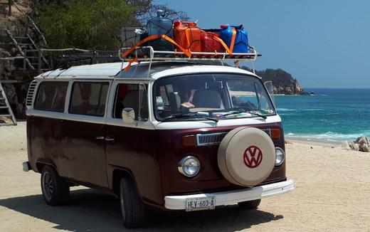 Rental Volkswagen Combi T2
