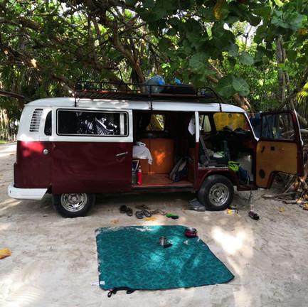 Zen roadtrip Mexico