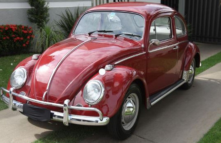 Rent Vocho VW