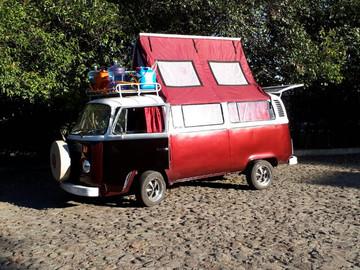 Location Rent Vermietung Combi Kombi Bulli Camper Van Camping-car Merida Yucatan Mexico Mexique