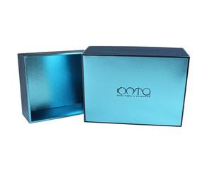 KINTA RIGID BOX (TRUE BLUE) COVER BOX