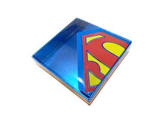 SUPERMAN (also for batman, captain america box)