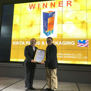 Awards: Stepping Stones To A Better Kinta