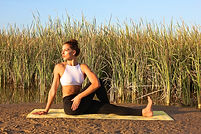 Core Cental Pilates Stretch