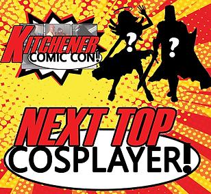 #KCC62020 Cosplay Contest logo