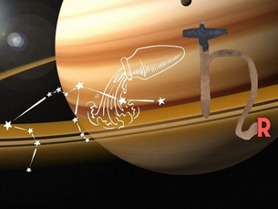 Седмичен Хороскоп 17-ти - 23-ти Май 2021 - Ретрограден Сатурн във Водолей, Преоценка на Целите.