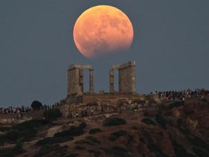 Лунно Затъмнение в Рак - Преди-След!