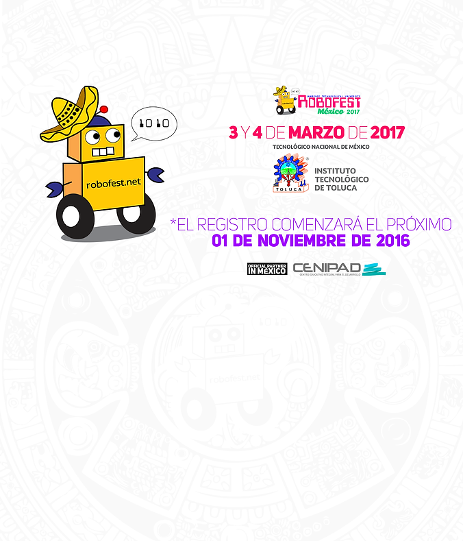 Robofest México Registro