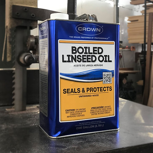 Boiled Linseed Oil 1Gallon