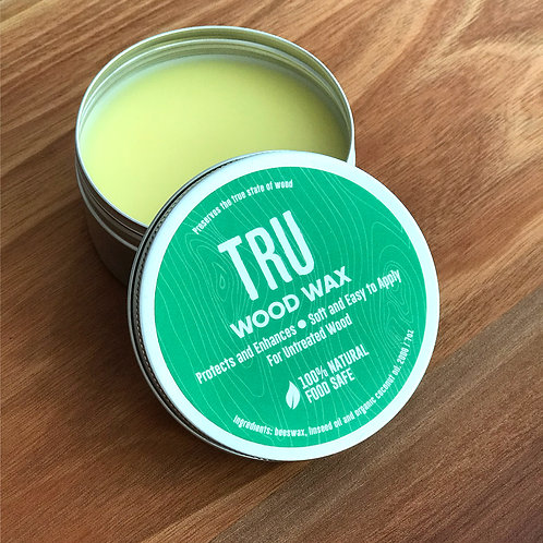 TRU Wood Wax