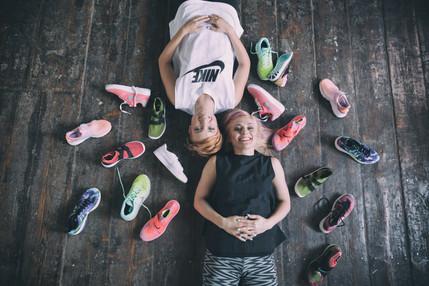 Běh je jejich vášní. Vystudovali FTVS. A již 6 let motivují ženy k aktívnímu životnímu stylu... to j