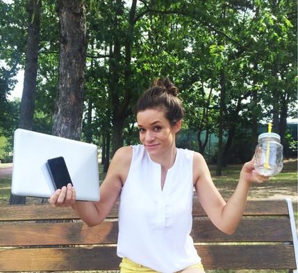 Podnikám vo wellness vol. II Facebook vs. Instagram