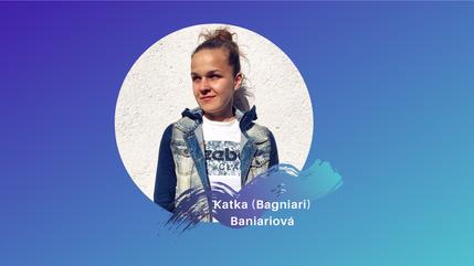 Katarína Baniariová (Bagniari) - Ako podnikať online vo svete ZDRAVIA a POHYBU?