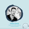 Vlado Zlatoš - Ako pracovať s klientmi online a offline? Vladove hodnoty a tvorivé zásady