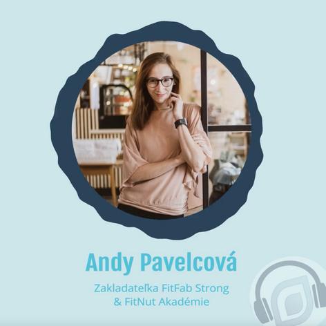 Andy Pavelcová - FitFab Strong úspešný online fitness projekt s viac ako 2000000 zhliadnutiami! P