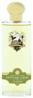 Vetyver Coeur Eau de Toilette, Civette and Unicorn